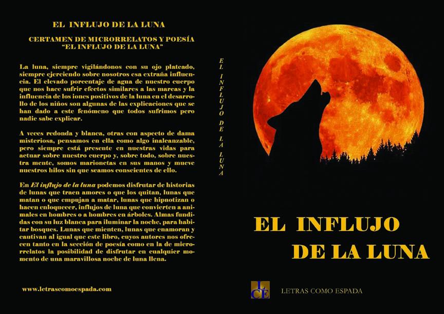 libro influjo luna